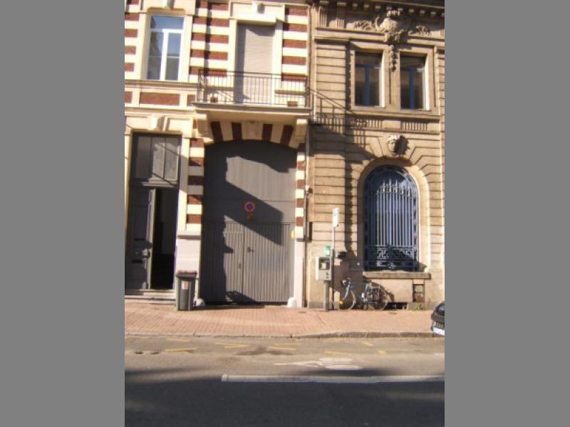 Cabinet choquet immobilier lille for Garage lille centre